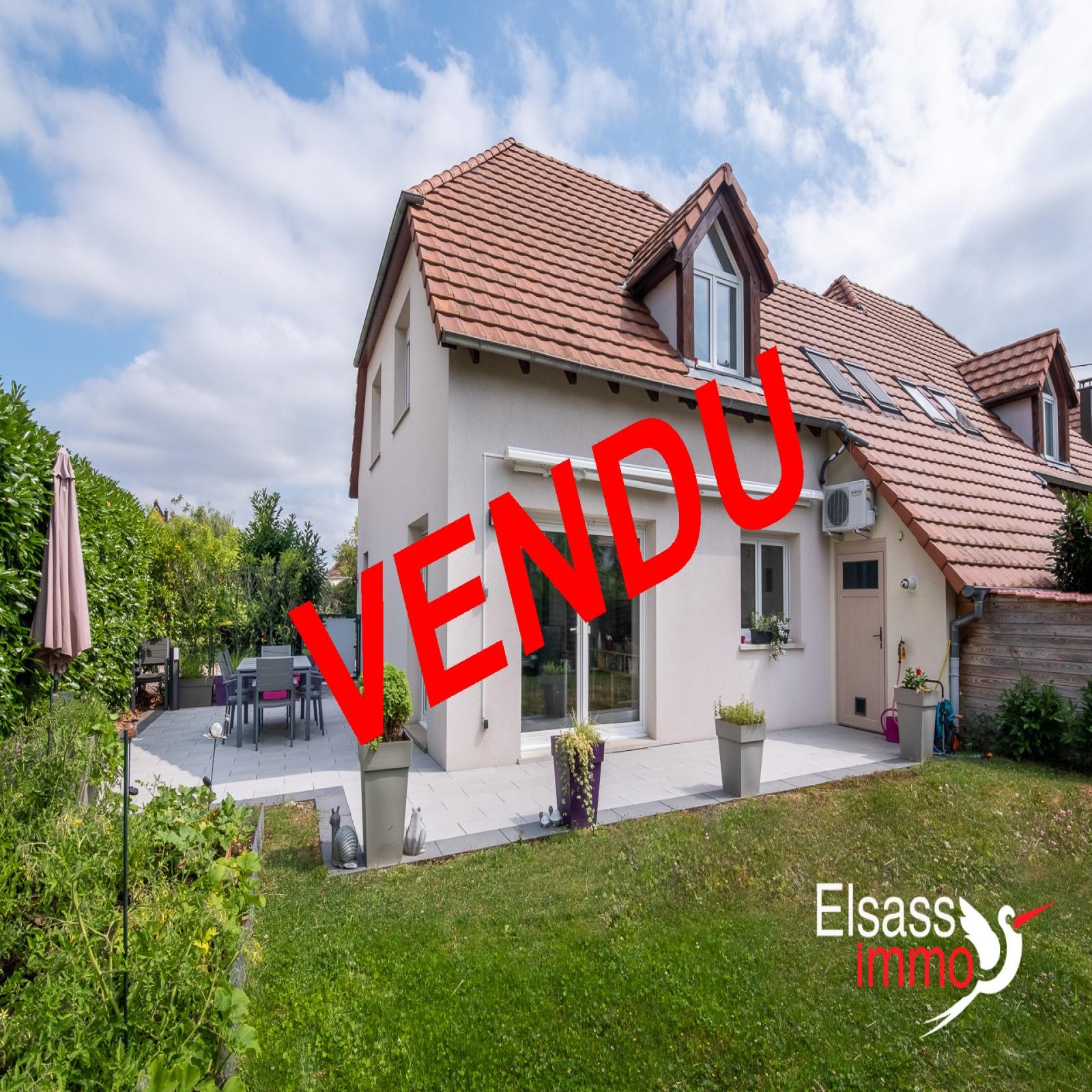 Image_, Maison, Habsheim, ref :274